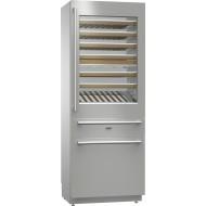 Встраиваемый комбинированный винный холодильник ASKO RWF2826 S